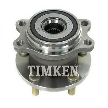 Timken  HA590119 Rear Hub Assembly