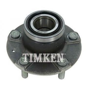 Timken  512119 Rear Hub Assembly