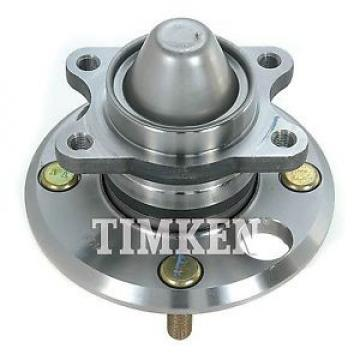 Timken  512191 Rear Hub Assembly
