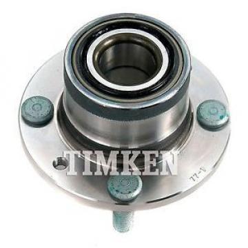 Timken  513030 Rear Hub Assembly