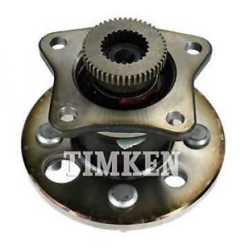 Timken  512184 Rear Hub Assembly