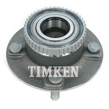 Timken  512024 Rear Hub Assembly