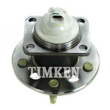 Timken  HA590092 Rear Hub Assembly