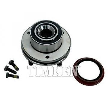 Timken  518500 Front Hub Assembly