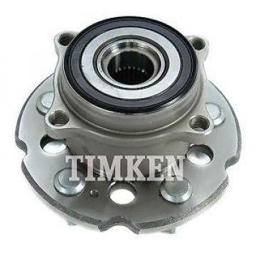 Timken  HA590229 Rear Hub Assembly