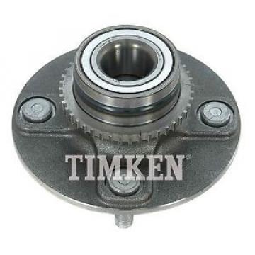 Timken  HA590123 Rear Hub Assembly