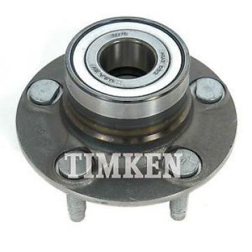 Timken  512164 Rear Hub Assembly