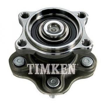 Timken  HA590111 Rear Hub Assembly