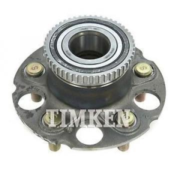 Timken  512180 Rear Hub Assembly