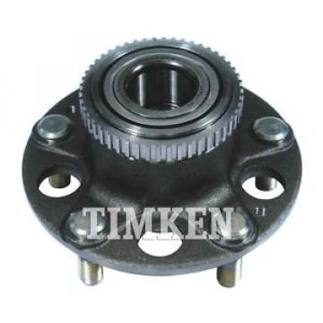 Timken  512255 Rear Hub Assembly