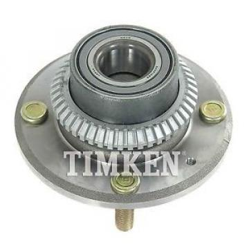 Timken  512040 Rear Hub Assembly
