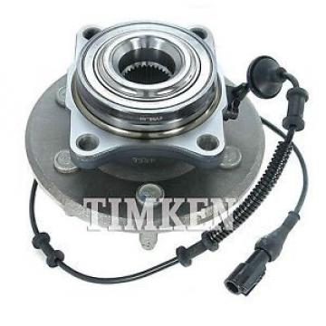 Timken  SP550203 Rear Hub Assembly