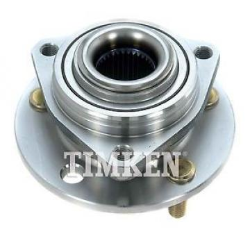 Timken  513089 Front Hub Assembly