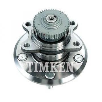 Timken  HA590325 Rear Hub Assembly