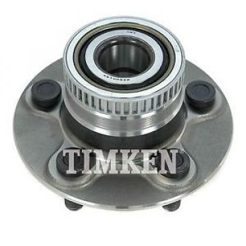 Timken  512167 Rear Hub Assembly