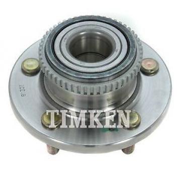 Timken  512196 Rear Hub Assembly