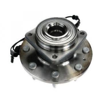 Timken  HA590448 – Front Wheel and Hub Assembly