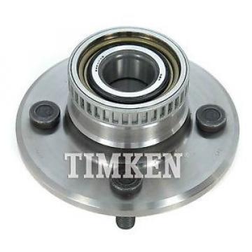 Timken  512021 Rear Hub Assembly