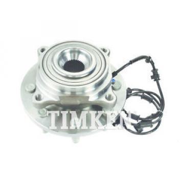 Timken  HA590467 Front Hub Assembly