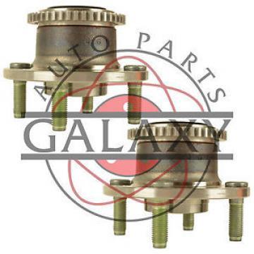 Timken  Pair Rear Wheel Hub Assembly Fits Mazda MX3 92-94 Protégé 95-00