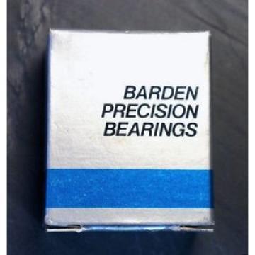 BARDEN 207 HC DUL Bearing