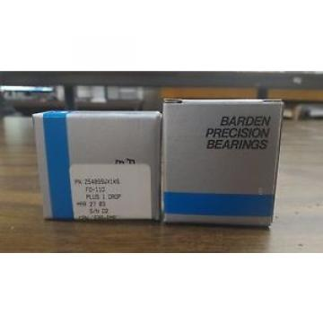 Brand Manufacturer Sealed Barden Bearings PN: Z548SSWX1K6. 727, 737, DC, MD
