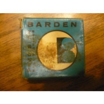 Barden 101SSTX1K5C Bearing