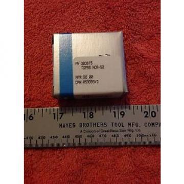 Barden 203ST5 Topas NCA-52 Precision Bearing 203.ST5