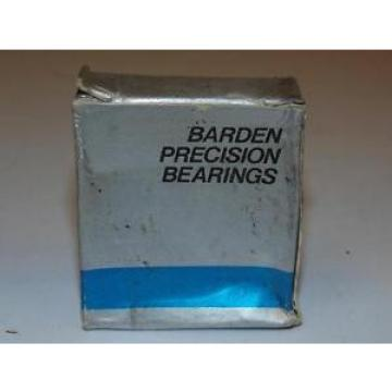 BARDEN PRECISION BEARINGS 201H 0-9 J 20 L ANGULAR CONTACT DUPLEX C3-S3-27A