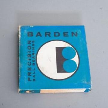 Barden 215HDH Super Precision Bearings Sealed In Box 5-12-75 1/2 Pair