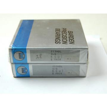 213HDL BEARING  B-5-6-5-28