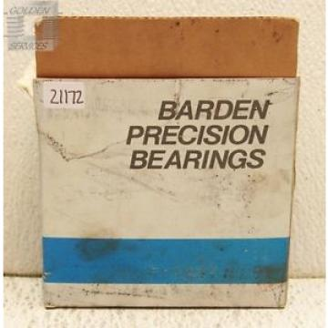 Barden 310HDL  Angular Contact Ball Bearing 1/2