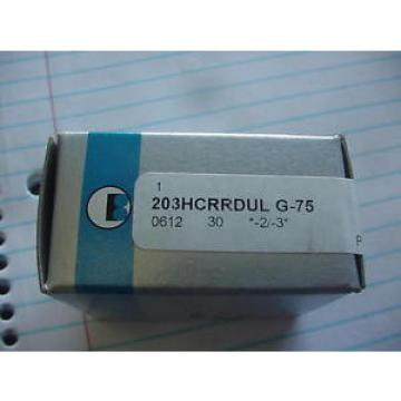 1PAIR 2S BARDEN 203HCRRDUL 203HDL ABEC 7 ANGULAR CONTACT BEARINGS FS