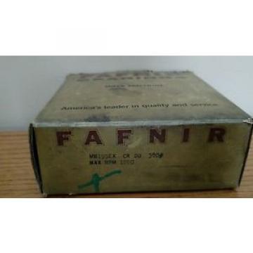FAFNIR MM155EX CR DU 300 SUPER PRECISION BEARINGS / BARDEN ZXLO155HD300