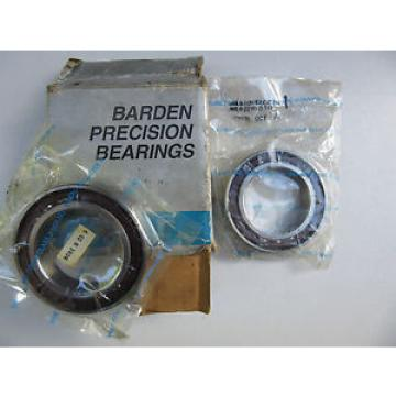 "Barden 2110HDL Precision Bearings ""Matched "" !!! Free Shipping"