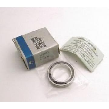 BARDEN 1906HDL Angular Contact Bearing – 15 Degree – 0-9 P23N Prepaid Shipping