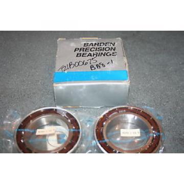 Barden 111HDM Super Precision Angular Contact Bearings 111-HCDUM   2