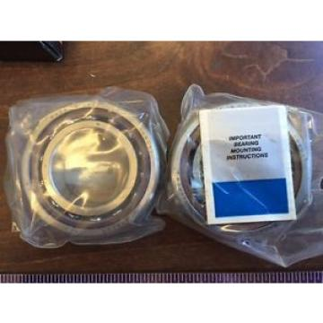 Lot  2 BARDEN 106 HDM PRECISION THRUST BEARING 106HDM Angular Contact