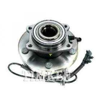 Timken HUB ASSEMBLY FRONT TOWN & COUNTRY, DODGE CARAVAN, VW ROUTAN HA590243