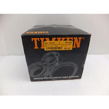 Timken FOR PARTS !!! 512237 Axle and Hub Assembly