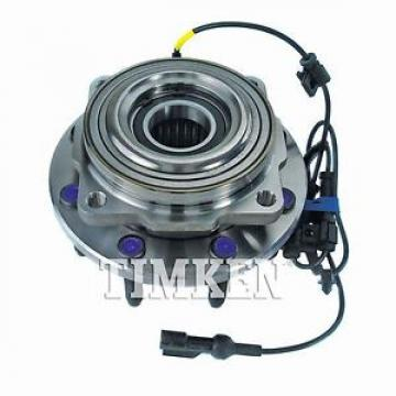 Timken  SP940200 Front Hub Assembly