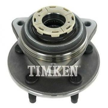 Timken  515026 Front Hub Assembly