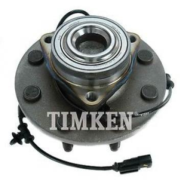 Timken  SP550104 Front Hub Assembly