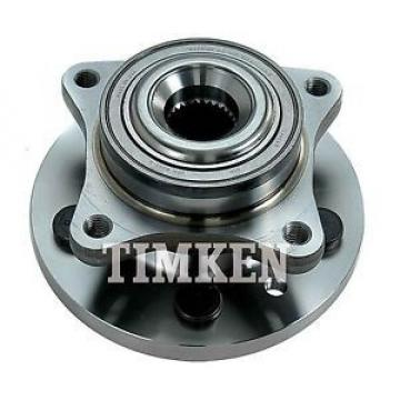 Timken  HA500601 Front Hub Assembly