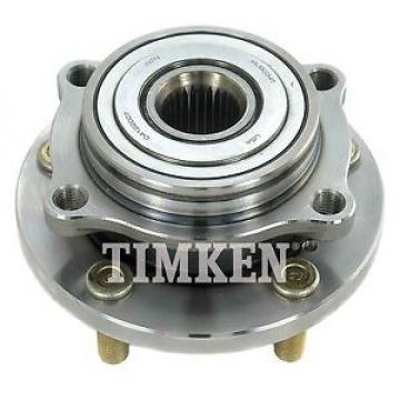 Timken  HA590108 Front Hub Assembly