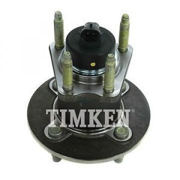 Timken  HA590066 Rear Hub Assembly