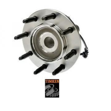 Timken GENUINE FRONT HUB & WHEEL ASSEMBLY FOR HUMMER H2 03-07 6.0L V8