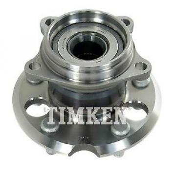 Timken  HA594505 Rear Hub Assembly
