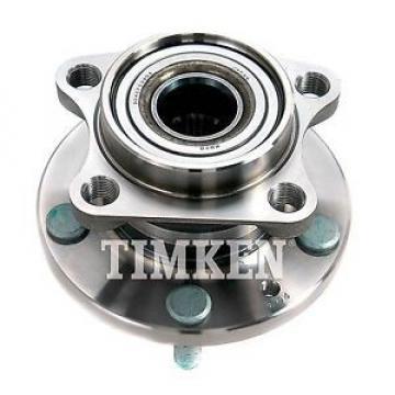 Timken  HA590056 Rear Hub Assembly