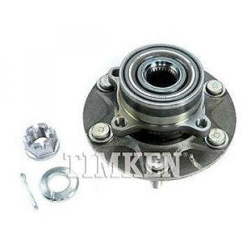 Timken  HA590145 Front Hub Assembly
